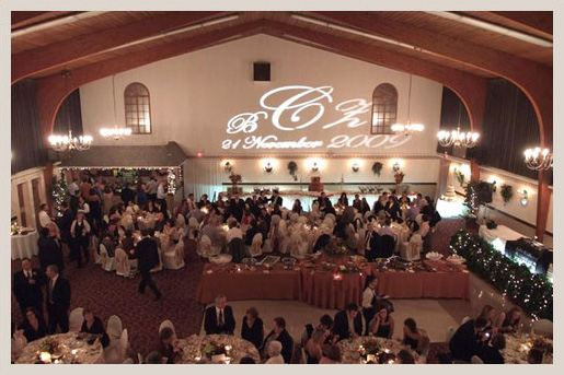 Wedding Reception Catering and Wedding Hall Sites in Bucks