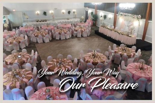 Wedding Reception Catering Party Catering Banquet Hall